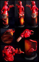 Devil's Kiss Vigor Bottle (2nd attempt) by p4ndor4TheBox