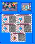 Animal Crossing New Leaf Kiruminzuu QR Code 3