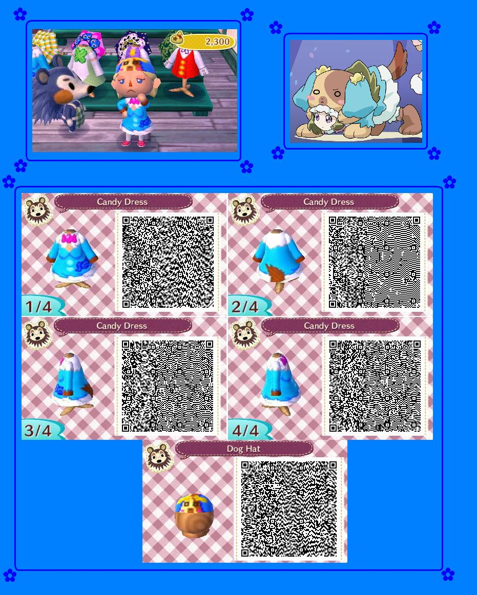 Animal Crossing New Leaf Kiruminzuu Qr Code 3 By Superangel502 On Deviantart