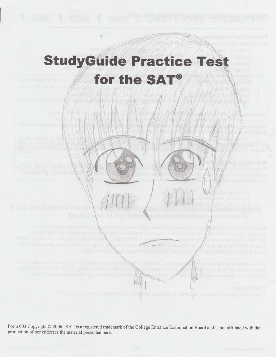 Sat exam oct 2010