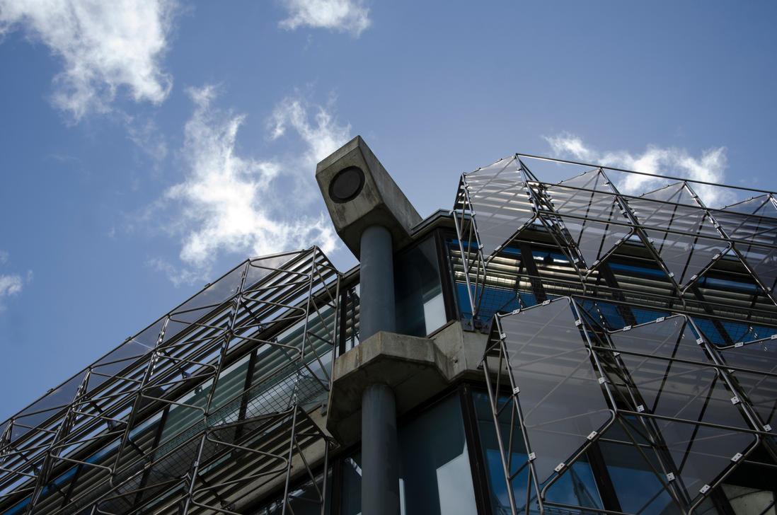 Callam Offices Facade by DOOMGUY1001