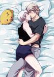 Snowbunny Cuddles
