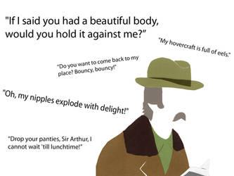 Monty Python-Hungarian Phrasebook by bel17b