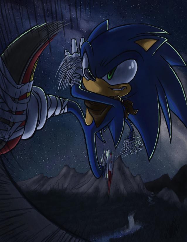 Sonic Boom Run By Shockrabbit On Deviantart