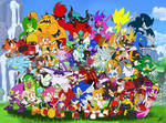 Happy 26th Birthday Sonic!