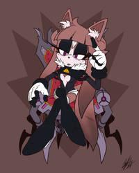 Commission LadySaitama: Empress E by ShockRabbit