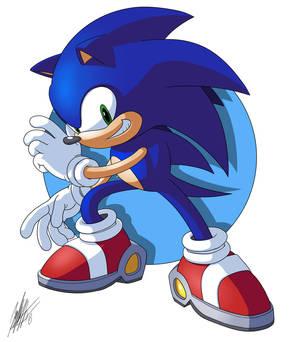 Dreamcast Sonic