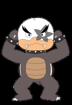 (Koopalings Week) Morton Koopa Jr.