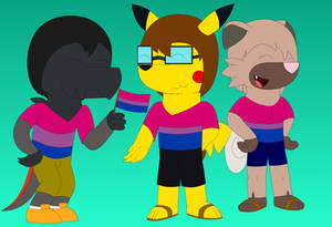 Be yourself! (Pride month)