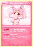 [CARD] Sailor Chibi Moon by Kurxmi