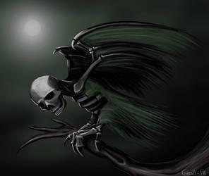 Death Shrieker by Mysticara