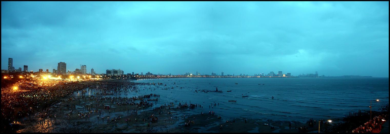 Blue Sea by versifier