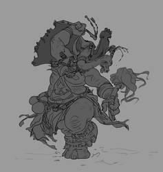 Elephant shaman