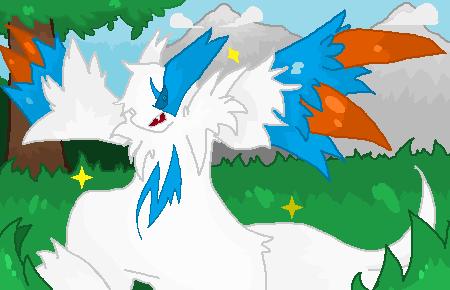 Zangoose Shiny wants to battle ! by SmileCreepyPasta