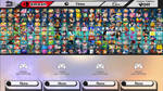 Super Smash Bros. Beyond All Characters with DLC