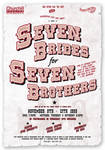 7 Brides for 7 Brothers Poster