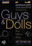 Guys and Dolls poster 2