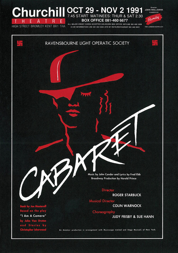 Theater Poster Design Inspiration