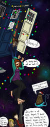 A Very Merry Supermerlinwholock Christmas by MuffinMoip