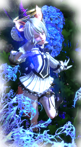 Screen my Elin on Tera by Sorijama