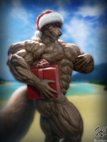 Ripped Christmas by Jugg4