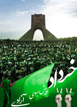 22 Khordad For Freedom