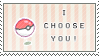 { I Choose You! } by tinystrawberry