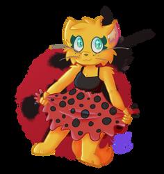 Look at me, I'm a Katiebug! by MikalaMouse