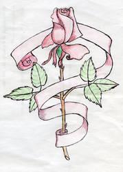 Rose by psycholee