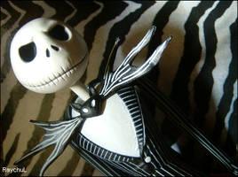 jack skellington by skeletonpie