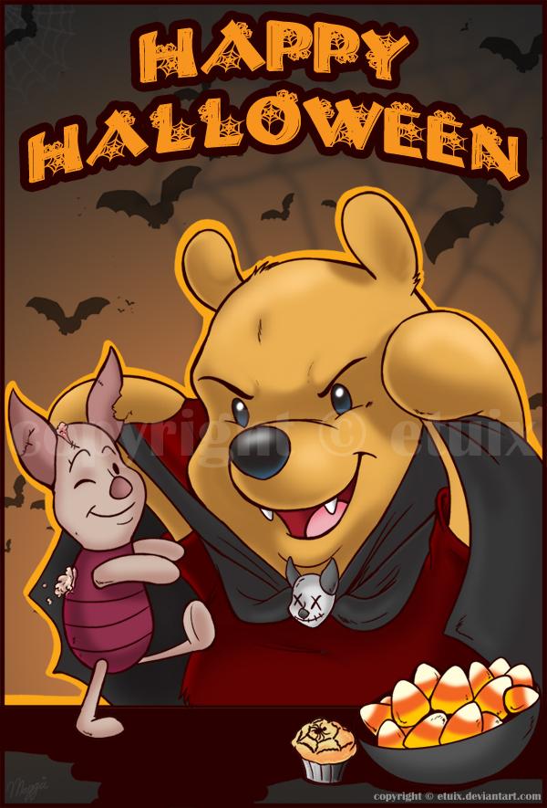 Happy Halloween by etuix