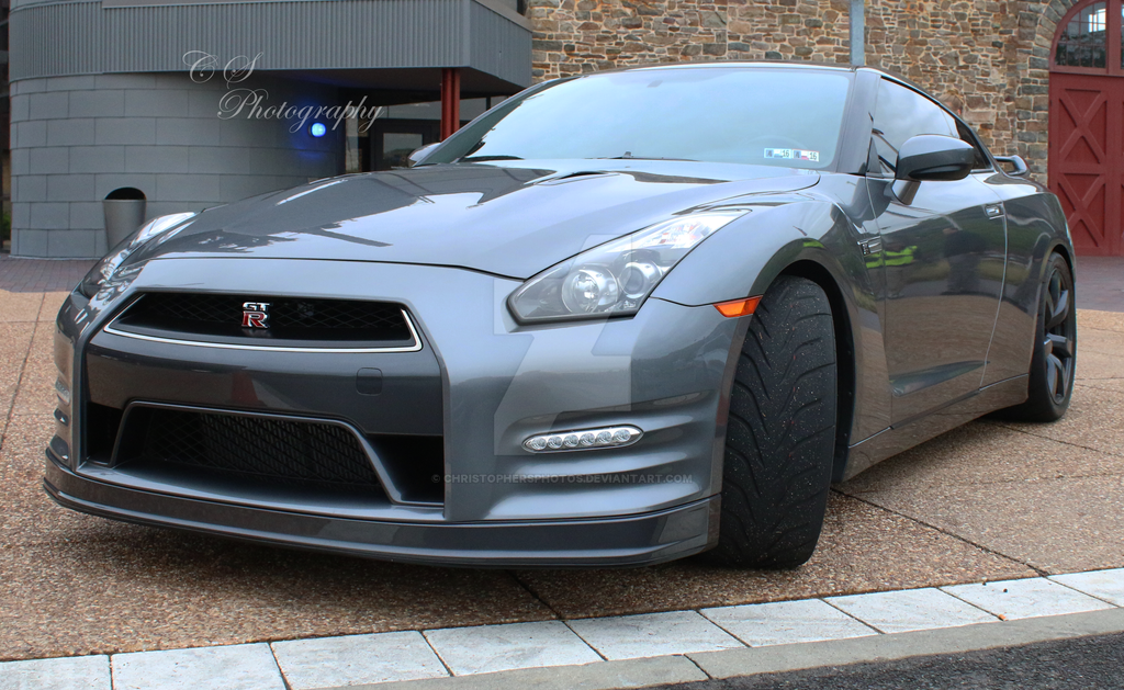 Nissan GTR by ChristophersPhotos
