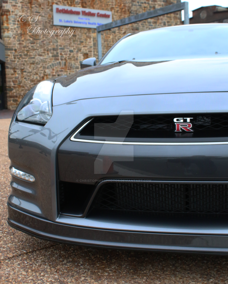 GTR Stare by ChristophersPhotos
