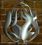07-02-13 Sculpture with bricks