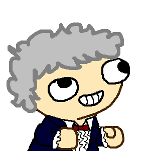 Third Doctor fsjal by darkwoon