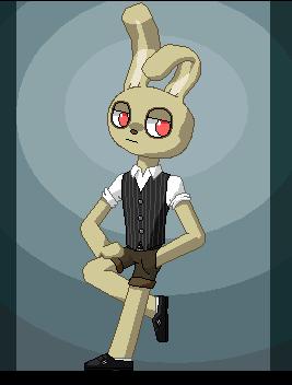 Mr. Wood by darkwoon