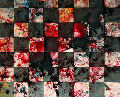 bloody chessboard