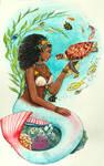 Mermay Day 4: Tropical