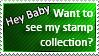 Hey Baby Pick-Up Line 003 by StirFryKitty