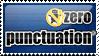Zero Punctuation 01 Stamp