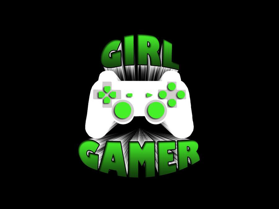 Girl Gamer Wallpaper by StirFryKitty on DeviantArt