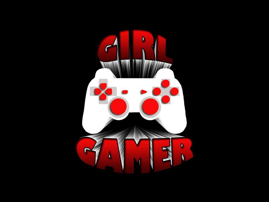girl gamer wallpaper