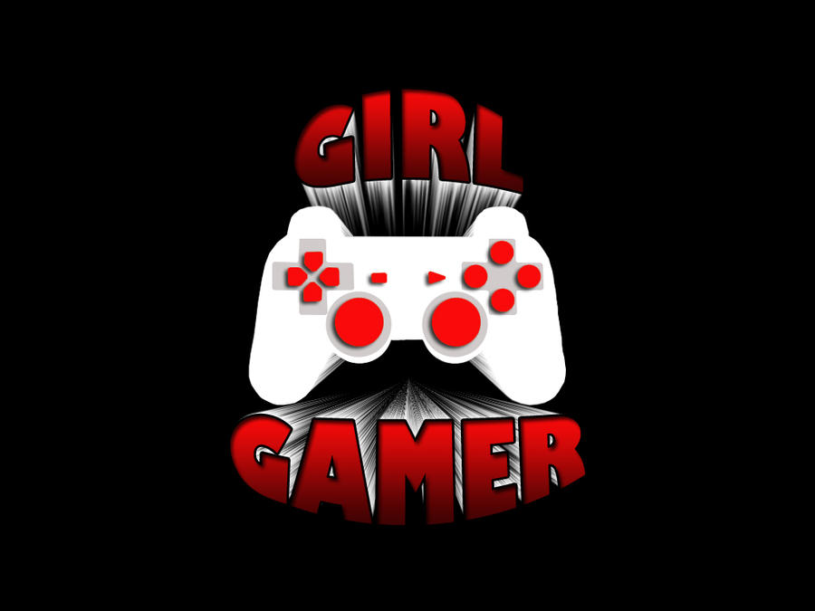 Girl Gamer Wallpaper 2 by StirFryKitty on DeviantArt