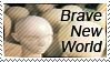 Brave New World Stamp by StirFryKitty
