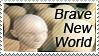 Brave New World Stamp by StirFryKitty