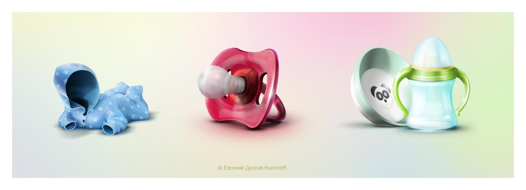 KS illustrations by Numicor