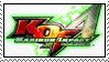KOF: MI Regulation 'A' Stamp by tenjin-kai