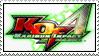 KOF: MI Regulation 'A' Stamp by tenjin-kai