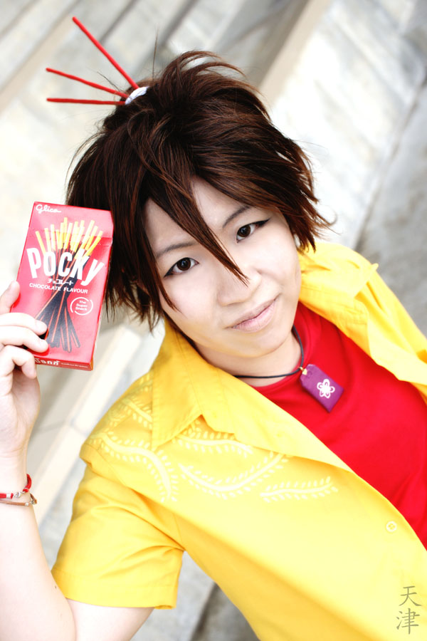 Life's nothing without Pocky by tenjin-kai
