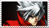 BlazBlue - Ragna Stamp by tenjin-kai